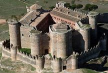 5eglobal Spain BELMONTE-CUENCA / En 1294 figura en el libro de cuentas del rey Sancho IV entre los pueblos en los que se recogió moneda para pagar a los caballeros que habían de acompañar a Don Juan Manuel, el futuro Príncipe de Villena, a tierra de Murcia.