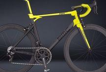 Beautifull racing bikes