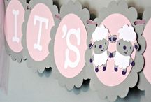 Baby / Kids Party Banners