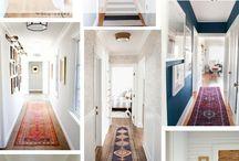 Hall ways & Entrances