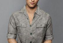 Robert Pattinson :-)