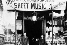 Vintage Department Stores / Vintage Stores
