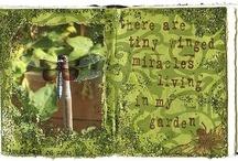 My Secret Garden / by Shari Hoskins