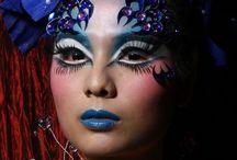 fantacy makeup look