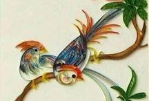 guiling ptáci