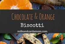 Biscotti and more