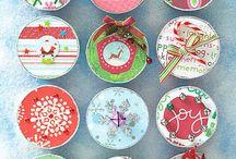 Christmas Decor - Navidad / Christmas ideas and decorations
