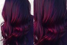 Colorowane Włosy