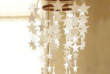 Star hoop for hall