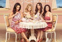 Pretty Little Liars / Hannah, Aria, Spencer, Emily