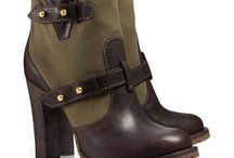 Shoes, Olive