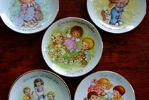 Collector Plates and wall decor / Special plates for beauty and design
