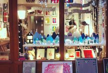 Wanderlust - Interesting Shops Paris / interesting shops to visit in Paris