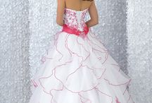 Quincenera & Sweet 16 Ideas  / Ideas..dresses and decorations for Sabrina's 15th / by Olivia S.