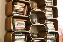 book shelving