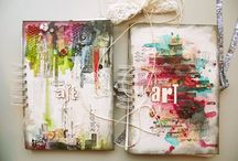 Art journal  / by Wendy C