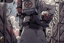 My Precious Husband Medic