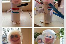 school - astronauten