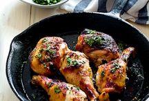 Chicken- Lunch & Dinner