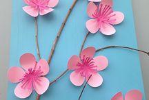 Třešňové květy