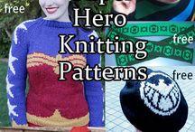 strikking / oppskrifter