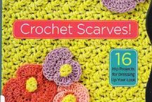 Crochet Scarves & Cowls / by Vickie's Place