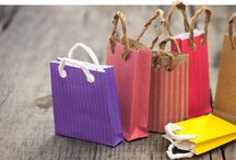 Shopping Plastic Bags / We manufacture custom plastic shopping bags for different types of businesses.