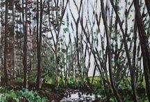 landscape paintings inspiration