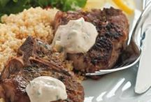 middle eastern and cyprus dishes