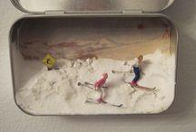 Δημιουργίες σε κουτακια
