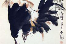 Pinturas chinas / Arte xines