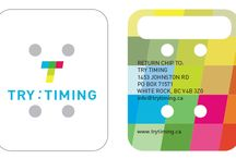 TRY TIMING www.TRYTIMING.ca / Event timing company