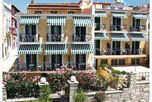Samos Hotel und Pensionen / Unterkünfte