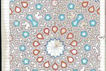 Islamic art - Geometric designs