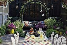 Courtyards / by Ingrid Be Visual
