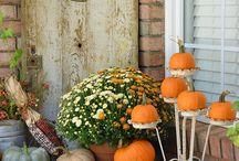 podzimní deko/ autumn