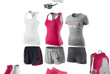 Fashionable Fitness / by Tamarah Smith