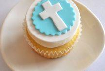 Cupcakes - Christening