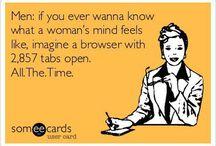 WOMAN! I AM STRONG...I AM INVINCIBLE! <3 / ;)