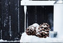 Seasonal | Winter Loving / I love winter, wrapping up warm, sitting in front of an open fire and crunching through the snow.