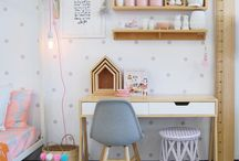 Kids' study space / Comfy study corners w/ wow factor
