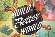 2017 Summer Reading Program / Activities, programming ideas, book lists and display ideas using the Summer Reading Theme for 2017: Build a Better World.