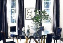 Black and White / Black and White home decor ideas