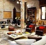 The Warehouse Look / Converted factories, industrial space and loft apartments.