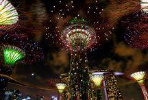 taipei and singapore / by Sarah Redding