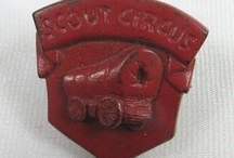 Carved - Boy Scout Neckerchief Slide / by Phil Elliott