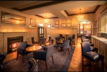 The Wig & Gown / Champagne Bar & Restaurant in Bishops Gate Hotel Derry