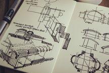 //dessin architecture//