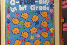 school poster ideas with fish