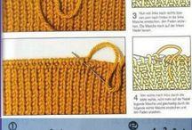 Ukončovanie pletenín